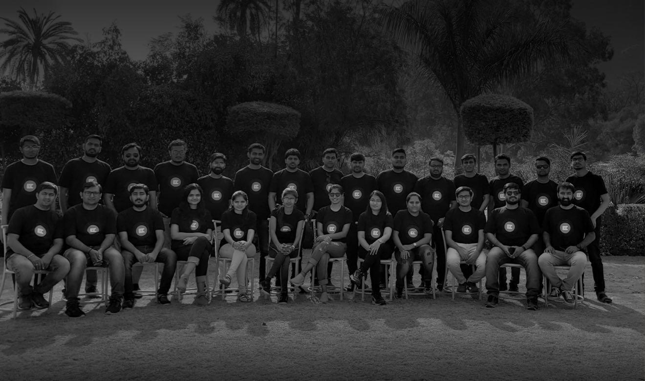 team group photo
