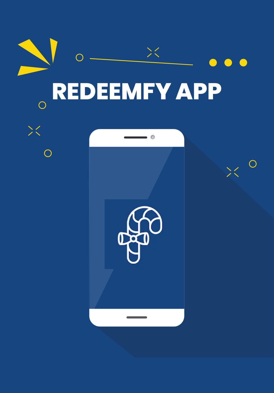 redeemfy mobile application development