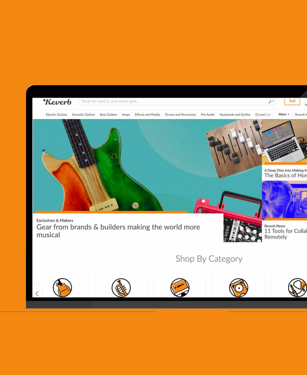 marketplace for musicians