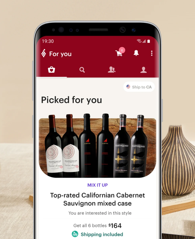 vivino online wine marketplace