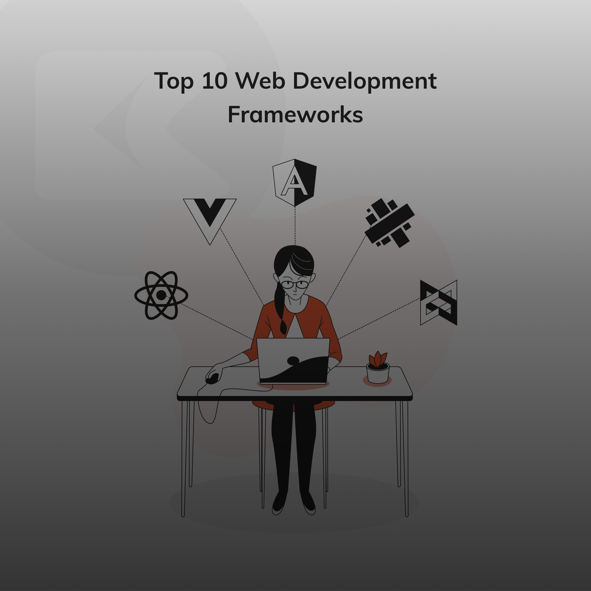 web development framework 2021