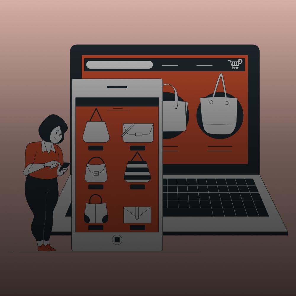 ecommerce app vs website