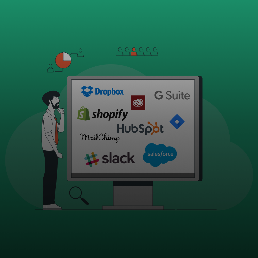 examples of saas applications development