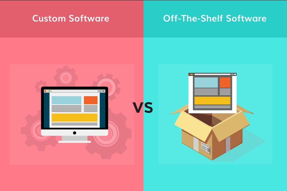 Custom Software vs Off-the-Shelf in 2020: Advantages & Disadvantages