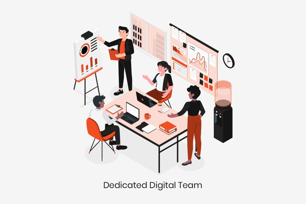 How To Choose A Performance-based Dedicated Digital Team For Your Projects?