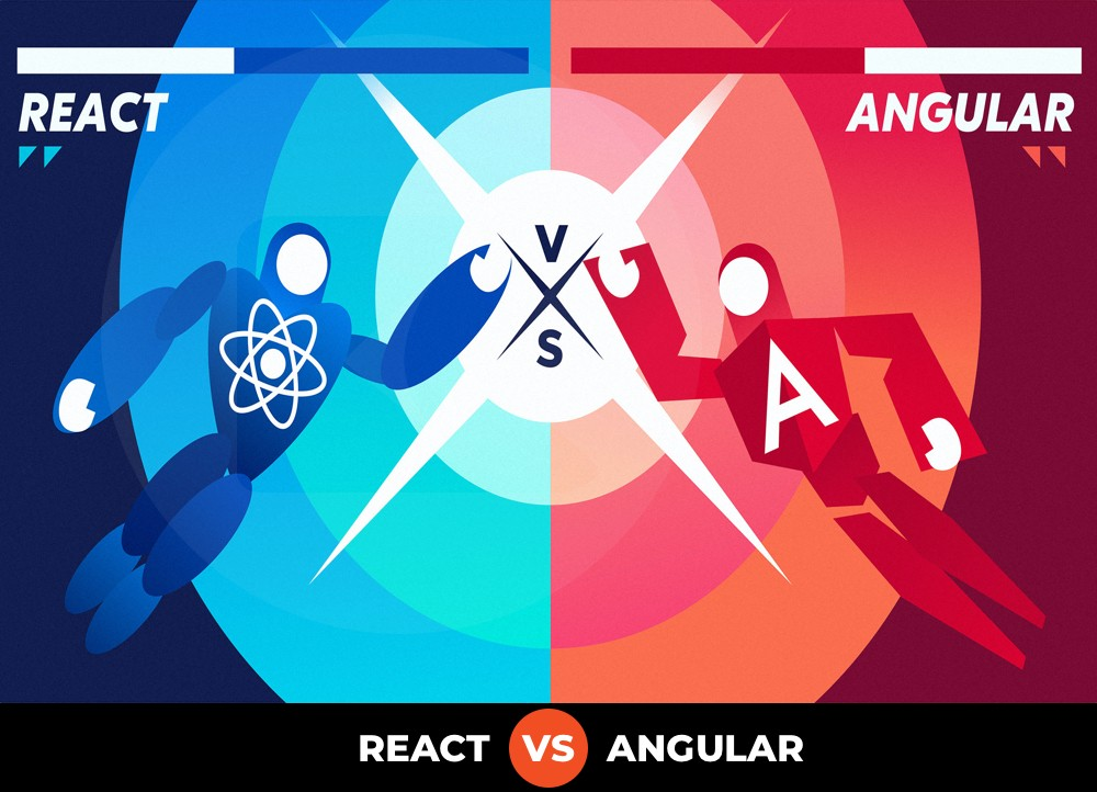 React vs Angular in 2020