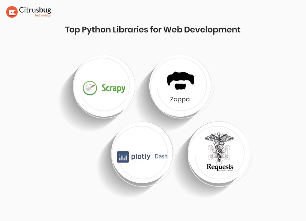 Best libraries in Python for Web development